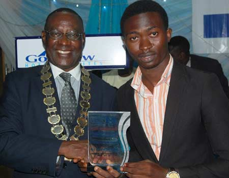 aaua_student_won_2nd_place